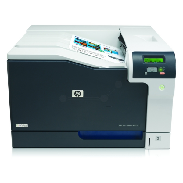 HP Color LaserJet Professional CP 5200 Series