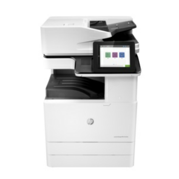 HP Color LaserJet Managed Flow MFP E 87600 Series