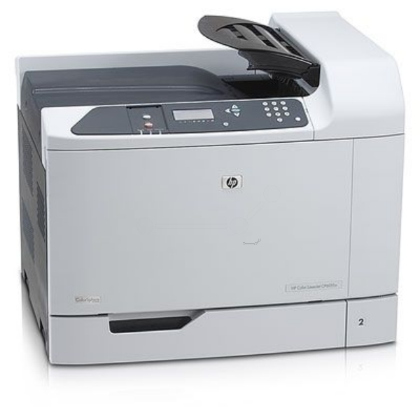 HP Color LaserJet CP 6000 Series
