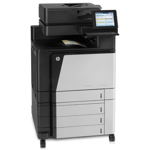 HP Color LaserJet Managed Flow MFP M 880 Series